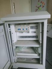西安联电安防视频监控设备箱