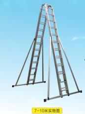 單伸縮梯 伸縮梯子直梯
