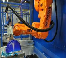德国jager高频电主轴 机器人应用