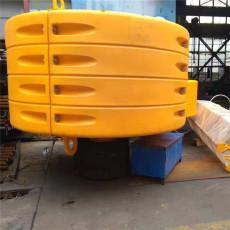 河道塑料左右通航标非钢制浮标加工批发