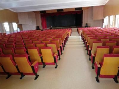 江苏宿迁市阿姆斯壮学校耐污塑胶地板