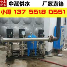 江门恒压供水系统工作原理远程运维系统