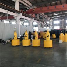 水上耐磨聚乙烯航标港口码头灯浮标安装
