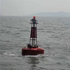 河道左右通航浮标抗风浪聚乙烯浮标询价