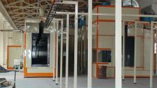 惠州惠阳大亚湾附近静电粉末喷涂烤漆厂