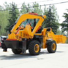 兩頭忙挖掘裝載機 小型工程用兩頭忙 兩頭忙