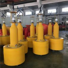 海上塑料航标核心区禁航聚乙烯浮标报价