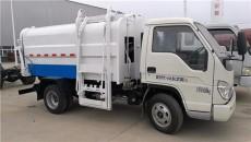 5方自装卸挂桶垃圾车