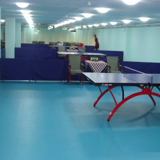 健身房的地胶用多厚