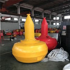 水库渔业助航导标防撞聚乙烯浮标制造厂家
