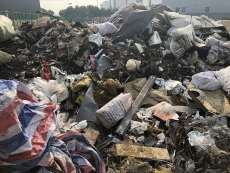寶山區場地堆放垃圾清理清運承包廢料處理
