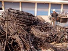 马鞍山电缆回收-多种废旧电缆线上门回收