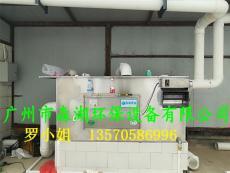 供应南阳餐厨垃圾处理设备提升一体化隔油池