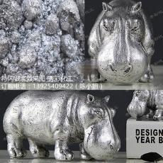 特閃亮鋁銀漿涂料專用防電鍍銀細白銀漿