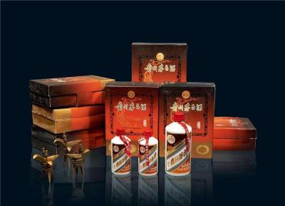 济南回收30年茅台酒空瓶-礼盒价格