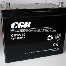 正品長光蓄電池CB12750 12v75ah型號銷售
