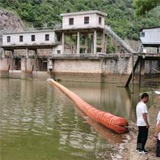 河道拦污网浮球闸口塑料拦污浮筒批发商