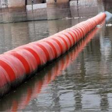 水上拦污排浮筒悬浮式拦垃圾浮球询价