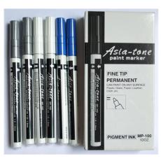 亞通油漆筆MP100日本耐高低溫耐酒精速干筆