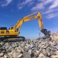 上海闵行区挖掘机租赁管道挖掘土方挖掘