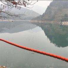 定做水电站活动式拦污装置自浮式拦污漂