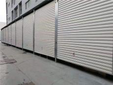 上海电动卷帘门定做 电动水晶门 折叠门定做
