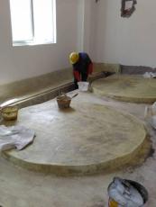 房山區隔油池玻璃鋼防腐材料玻璃鋼補漏工程
