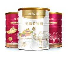 新疆駱駝奶粉生產廠家