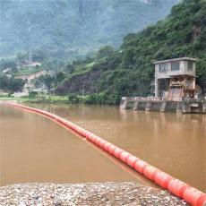 水电站机组上游拦污浮排悬浮式拦垃圾设备
