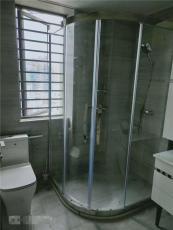 上海楊浦區膠州路科場淋浴房維修