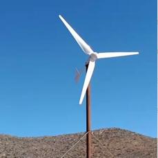 厂家直销2KW家用小型风力发电机持久耐用