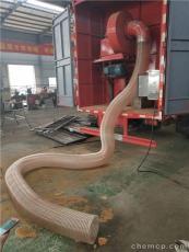 雕刻机吸尘钢丝伸缩管PU钢丝管木工机械风管