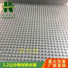 南京2.5公分30高凹凸型排蓄水板定制