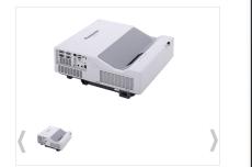 松下PT-GMW360C投影機新品