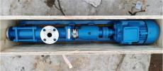 出售黃山單螺桿泵及泵頭座HDN015S1