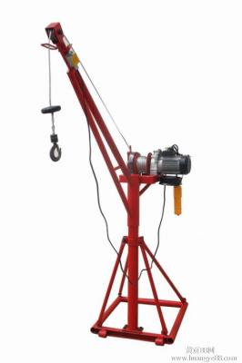 1吨车载吊运机家用小吊机-便携式车载移动式