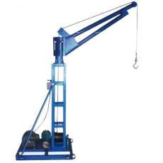 车用吊运机的应用领域和刹车形式