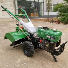 自走式田园管理微耕机 小型手扶柴油打田机