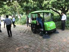 南宁大学校园用纯电动扫地车哪里有卖