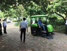 柳州學校用清掃效果好的駕駛式掃地機供應商
