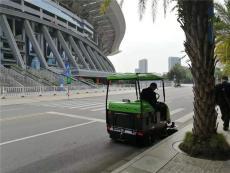 校園保潔用高效環保的百色駕駛式掃地車價格