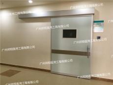 广州邦翔手术室气密平开门 隔菌手动气密门