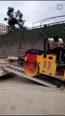 升级新款8吨铲车光轮压路机铝爬梯铝梯爬车