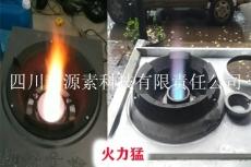 江西信丰无醇植物油电气化炉头节能效果明显