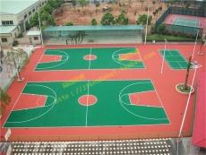 天津篮球场施工 标准篮球场施工造价