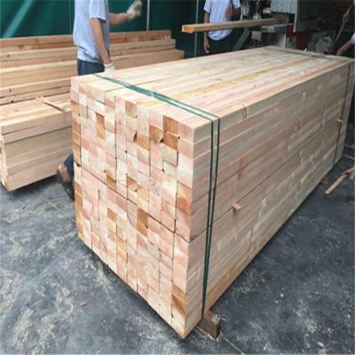 徐州輻射松建筑方木