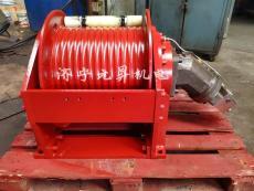 修井液压绞车5吨8吨 钻机液压绞车卷扬机