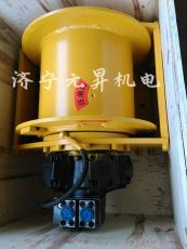 小型提升液压绞车价格 挖改钻4吨液压卷扬机