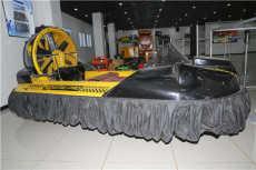 两栖救援特种兵防汛救灾消防气垫船