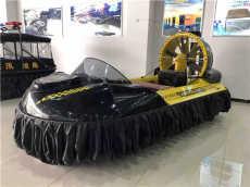 平趟冰河滩涂霸王龙WX型水域救援气垫船